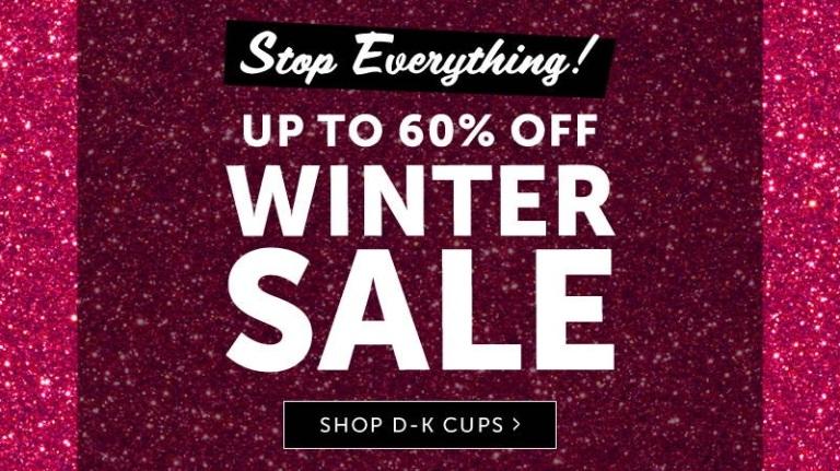 Curvy Kate Winter Sale 60